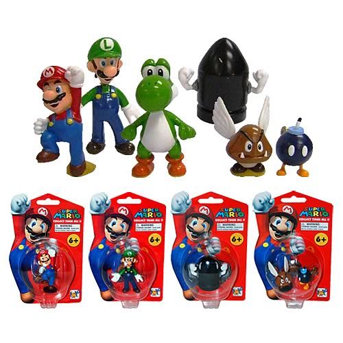 Nintendo Action Figure Wave 1 Case