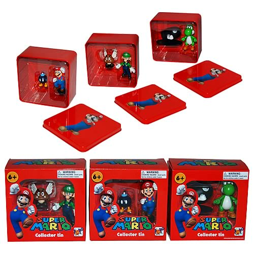 Nintendo Specialty Tin Wave 1 Set