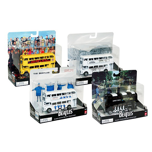 Beatles Die-Cast Series 1 Bus Set
