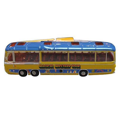 Beatles Magical Mystery Tour Bus