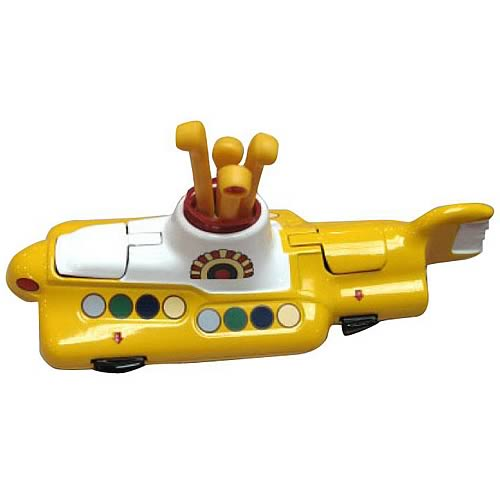 Beatles Yellow Submarine Die-Cast Replica