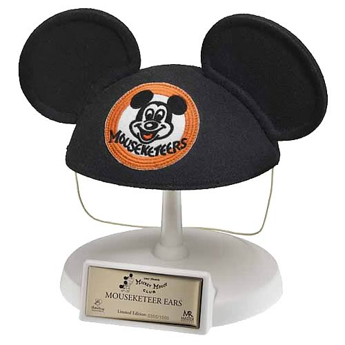 Mickey Mouse Club Mouseketeer Ears