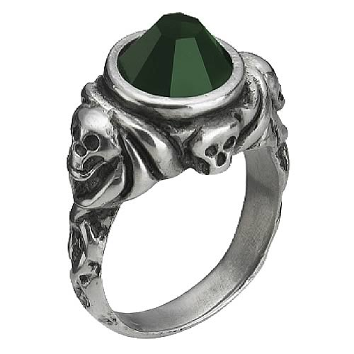 Pirates of the Caribbean Jack Sparrow Ring Replica