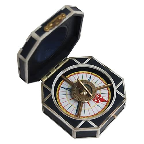 Pirates of the Caribbean 2 Jack Sparrow Compass Replica