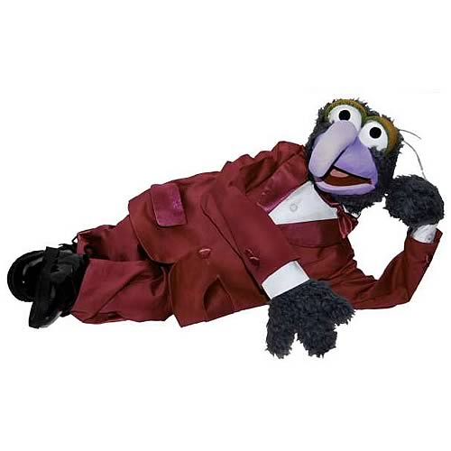 Muppets The Great Gonzo Photo Puppet Replica