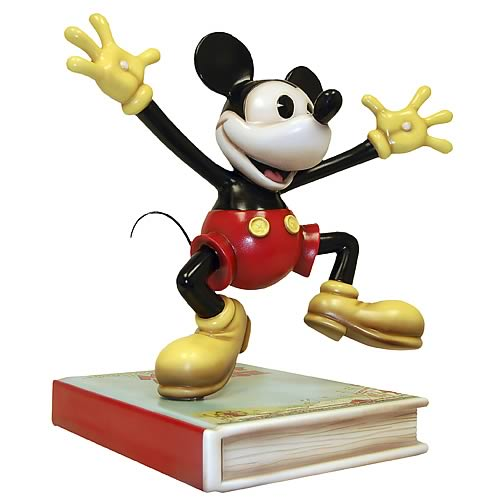 Disney Mickey Mouse Character Statuette