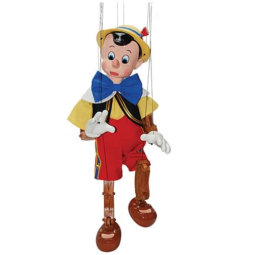 Disney Pinocchio Limited Edition Marionette