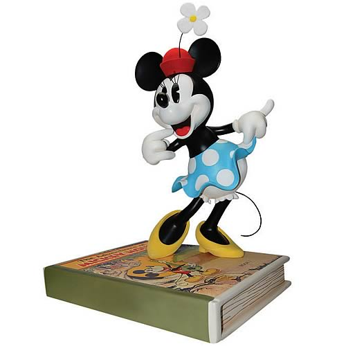 Disney Minnie Mouse Character Statuette