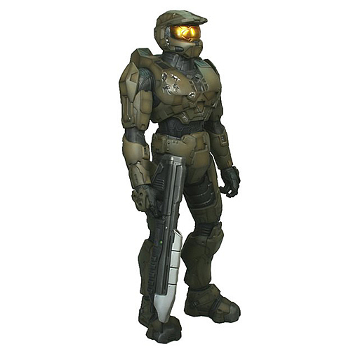 Halo 3 Master Chief 18-Inch Action Figure