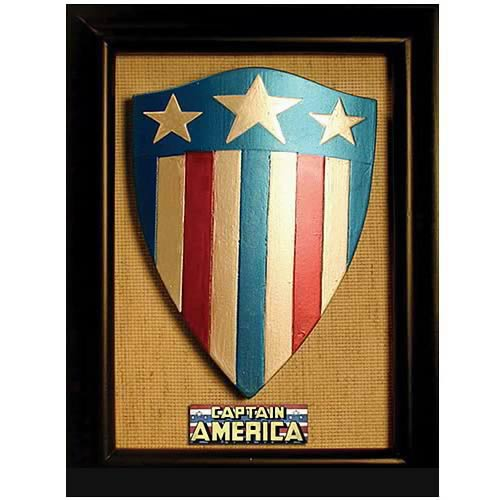 Captain America Shield Scaled Replica