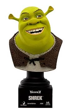 Shrek 2 Shrek Mini Bust