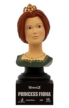 Shrek 2 Princess Fiona Mini Bust