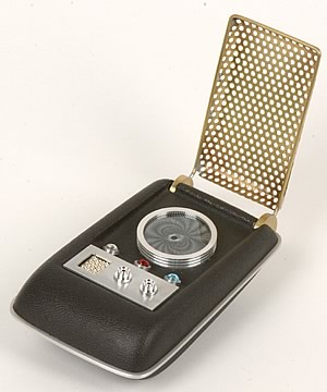 Star Trek Shatner Communicator