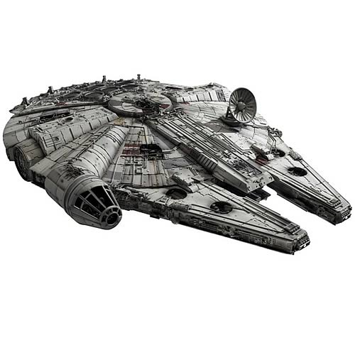 Star Wars Millennium Falcon Studio Scale Signature Edition