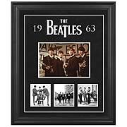 The Beatles 1963 Framed Photos
