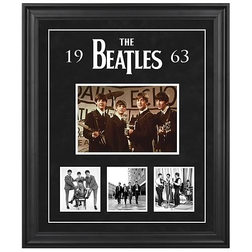 The Beatles 1963 Framed Photos
