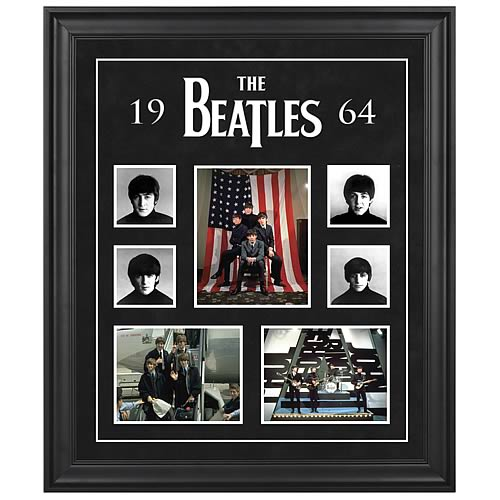 The Beatles 1964 Framed Photos