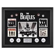 The Beatles On The Ed Sullivan Show Framed Photos