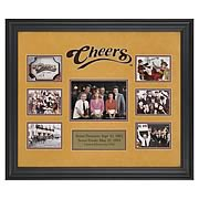 Cheers Limited Edition Framed Presentation