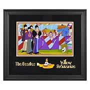 Beatles Yellow Submarine Limited Edition Framed Presentation