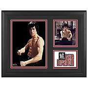 Bruce Lee The Dragon Framed Photos #1