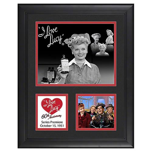 I Love Lucy 60th Anniversary Framed Photos