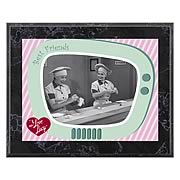 I Love Lucy Chocolate Factory Plaque