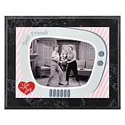 I Love Lucy Friendship Plaque