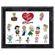I Love Lucy 60th Anniversary Plaque