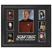 Star Trek Next Generation LE Framed Presentation