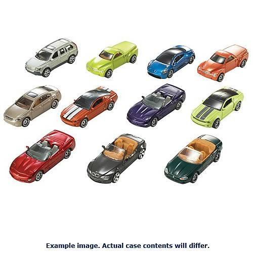 Matchbox Car Collection 2012 Vehicles Wave 4 Case