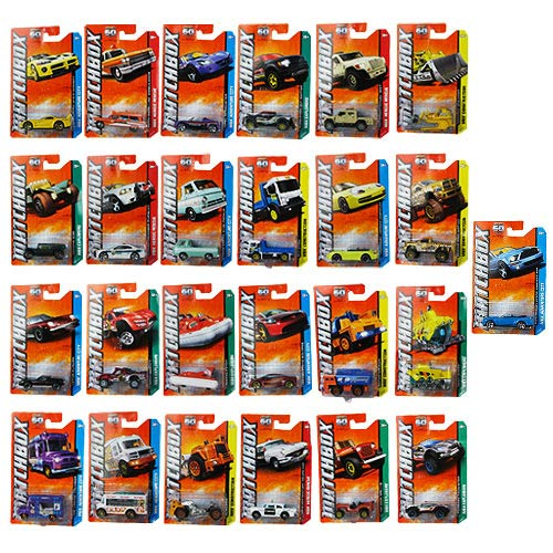 Matchbox Car Collection 2013 Wave 1 Revision 1 Case