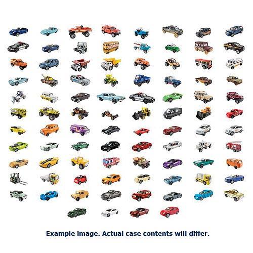 Matchbox Car Collection 2013 Wave 1 Case