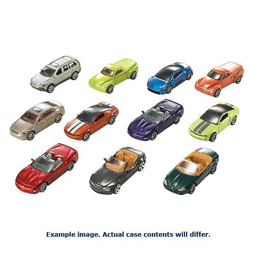 Matchbox Car Collection 2014 Wave 1 Revision 1 Case