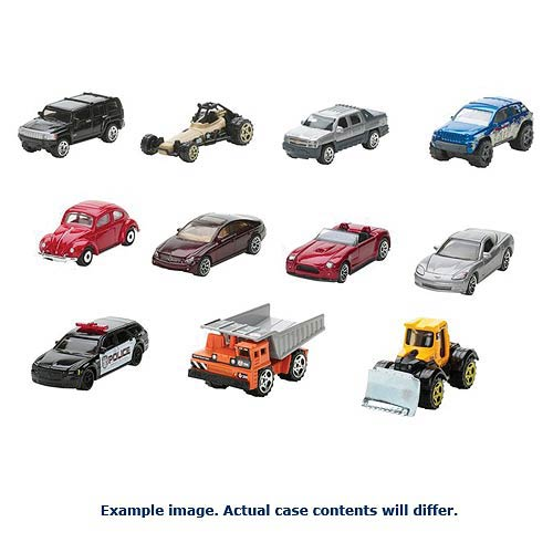 Matchbox Car Collection 2014 Wave 3 Revision 1 Case