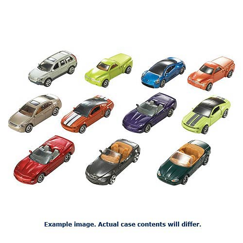 Matchbox Car Collection 2014 Wave 3 Revision 4 Case