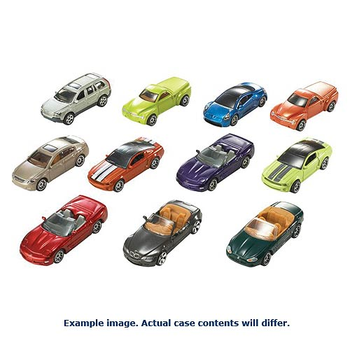 Matchbox Car Collection 2014 Wave 3 Revision 6 Case