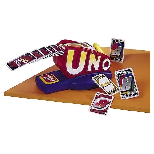 Rules Uno Extreme Card Game