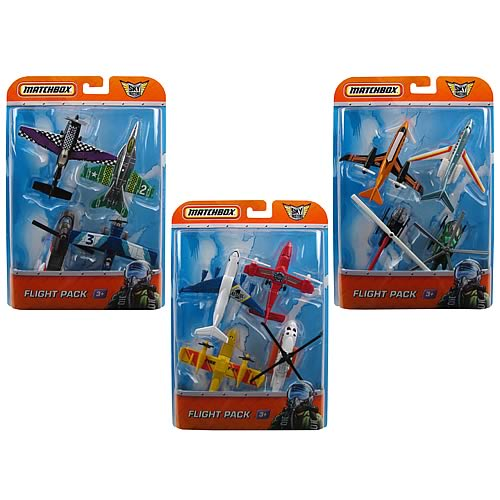 Matchbox Sky Busters 4 Pack Wave 2