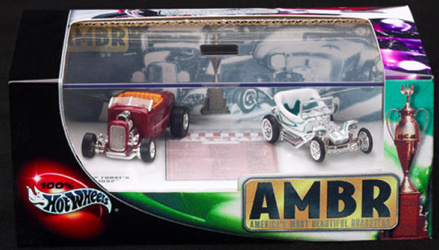AMBR Winners Car Set