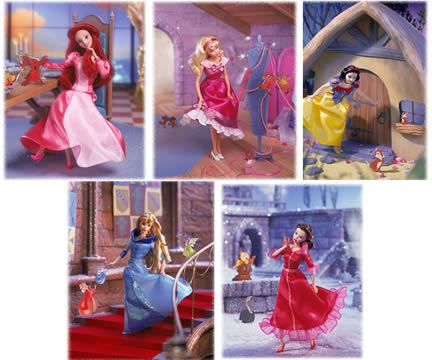 Disney Sparkling Princess Asst