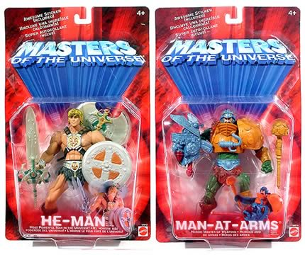 He-Man Heroic Warriors Asst. 1