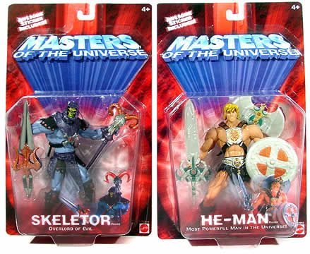 He-Man & Skeletor Figure Set