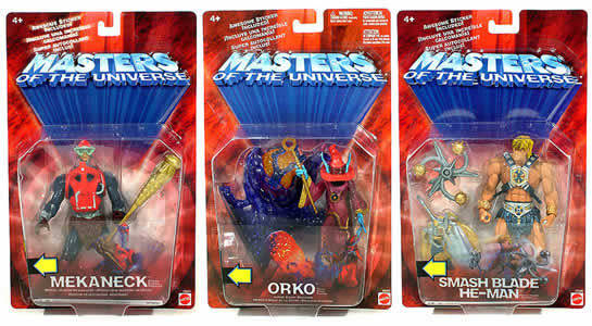 He-Man Heroic Warriors 4