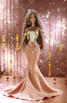 All That Glitters Diva Barbie