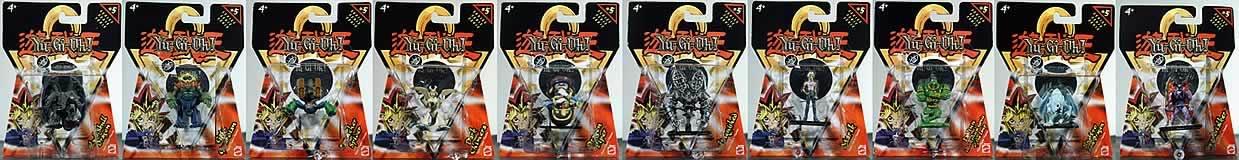 Yu-Gi-Oh 2 in. Figure Series 5