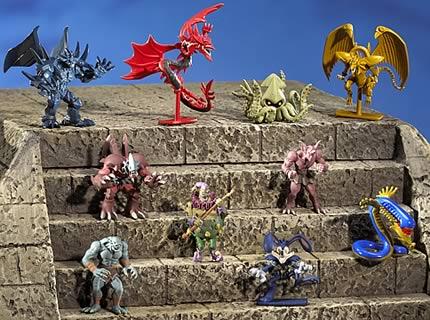 Yu-Gi-Oh 2 in. Figure Series 8