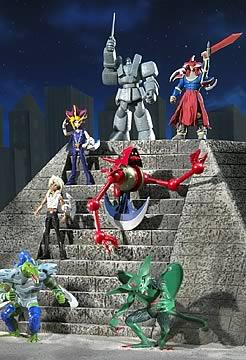 Yu-Gi-Oh 6 in. Figure Series 3