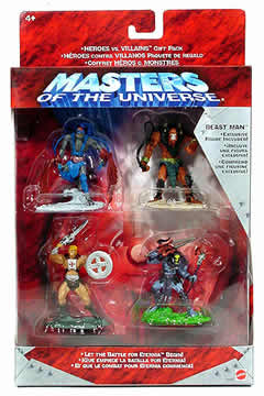 He-Man Mini-Figure Gift Set