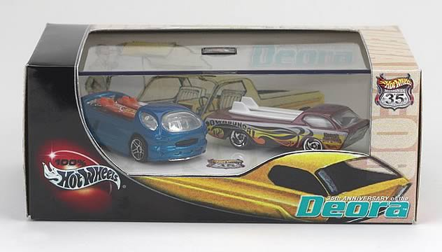 35th Anniv. Deora 2-Car Set